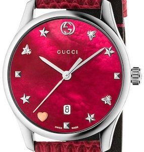 Gucci dameshorloge model G-Timeless YA126584