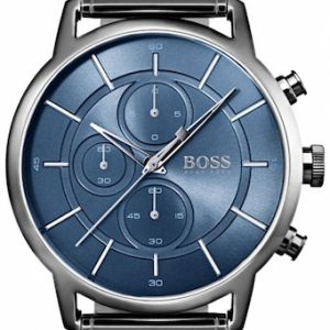 Hugo Boss herenhorloge model Architectural 1513574